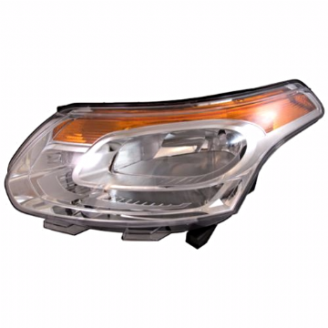 CITROEN C3 PICASSO MODELS 2009 ONWARDS HEADLAMP PASSENGER SIDE AMBER/IND W/MTR  LH HL8227